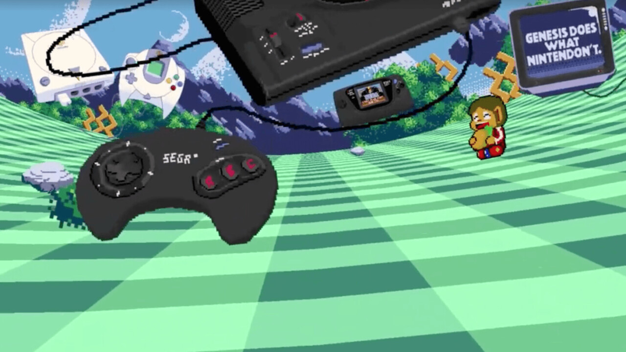 Sega is bringing free retro games straight to Android and iOS