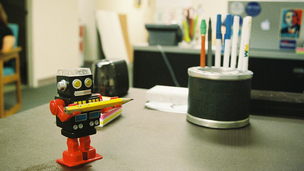 May these tips help you stay inspired in your boring office environment