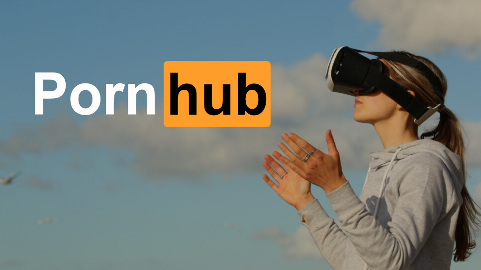 Pornhub launches 'interactive' videos so you can outsource manual labor to robots