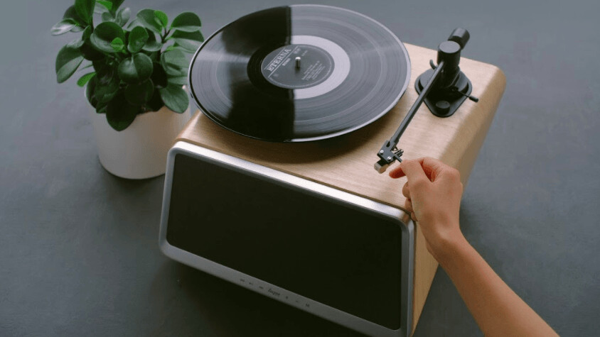 This $409 record player is ready for the future