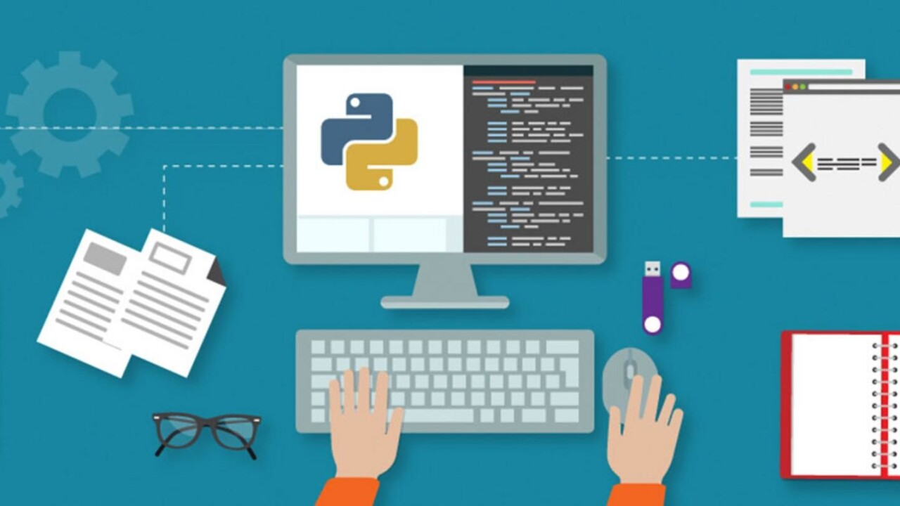 Add Python to your web programming arsenal with this complete learning package