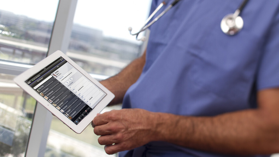 The benefits that a digital healthcare system could bring aren't out of reach