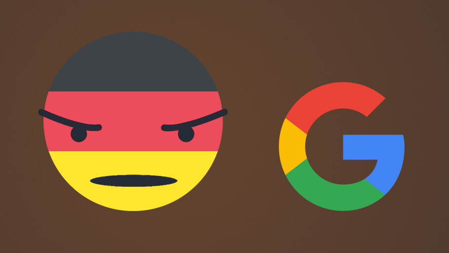 Germany tongue-lashes Google for abusing people's 'right to be forgotten'