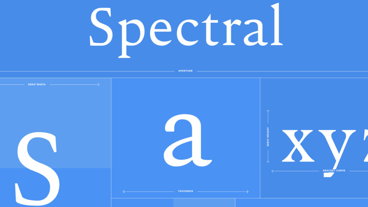 New 'responsive' Google Font can shapeshift to match any design