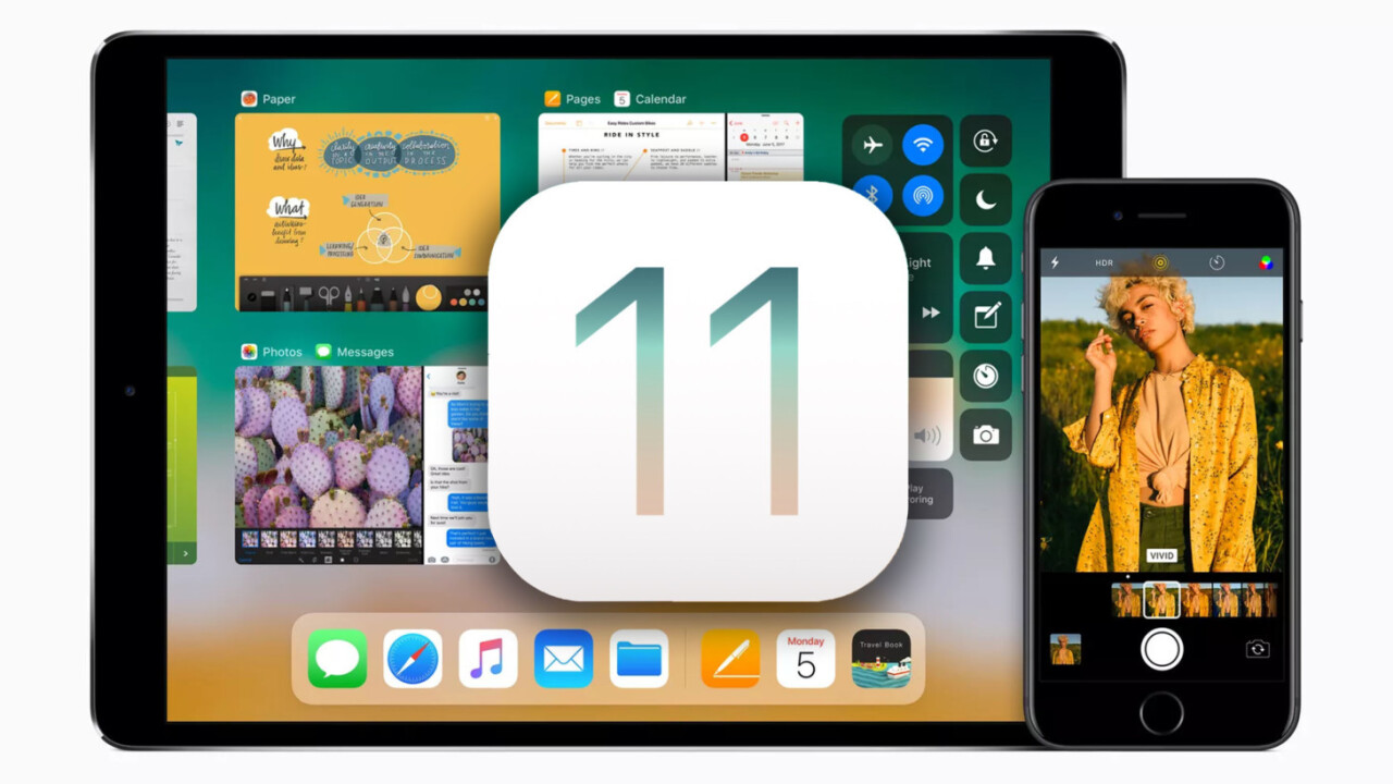 iOS 11's public beta is out now – here's how to get it