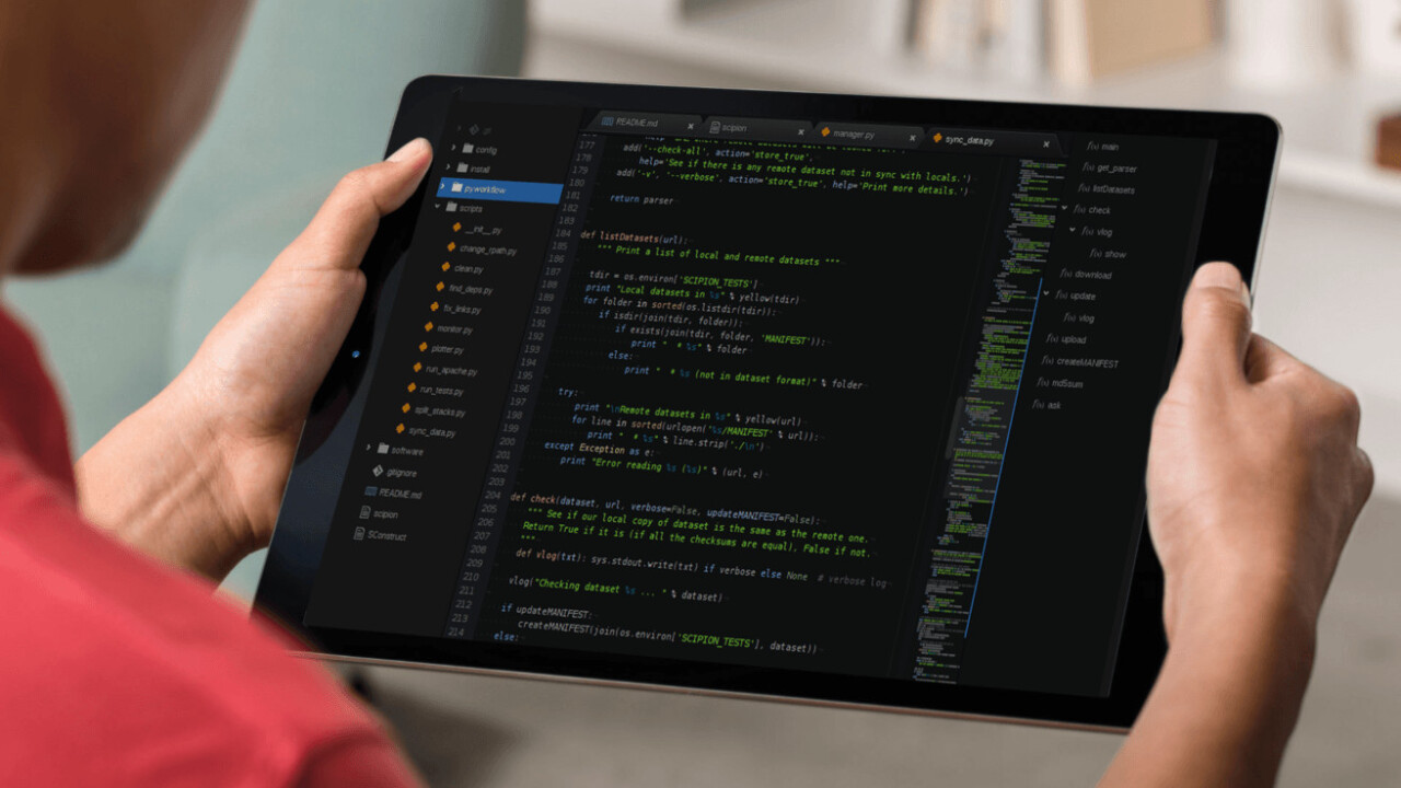 Apple softens its stance on developers using iOS as a platform for coding