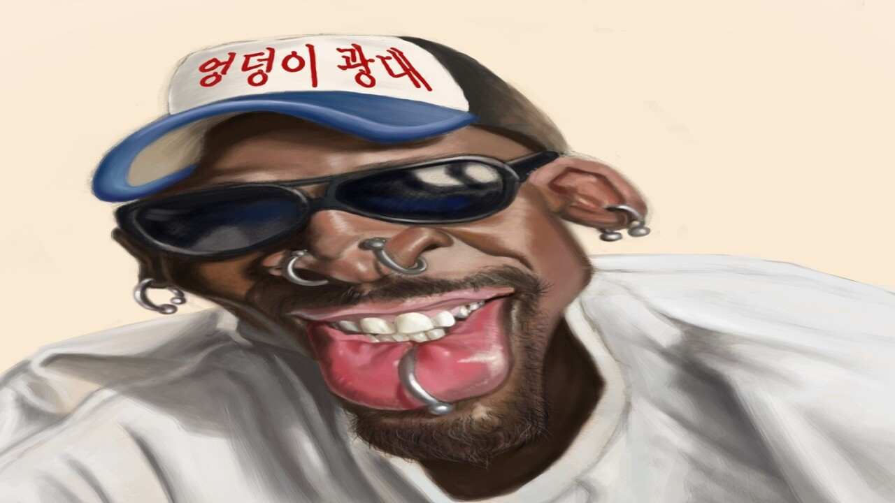 The Bitcoin of weed is sending Dennis Rodman to North Korea for world peace