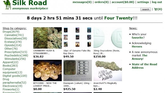 This is how much a Silk Road clone costs