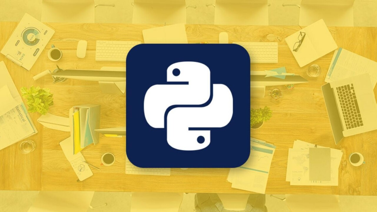 Build for the web of the future with the Perfect Python Programming Bundle — for under $25