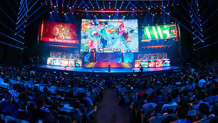 DOTA 2 players will compete for the largest prize pool in esports history this year