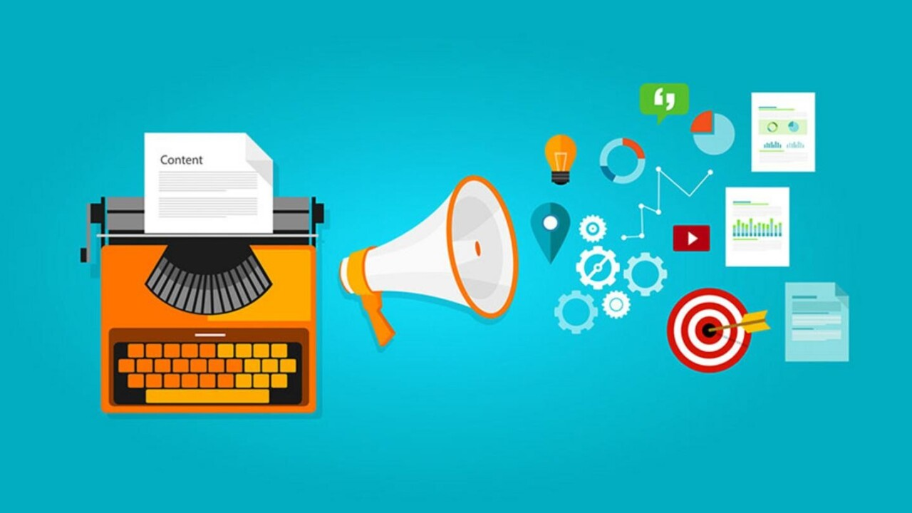 Learn content marketing that people want to consume — for less than $30