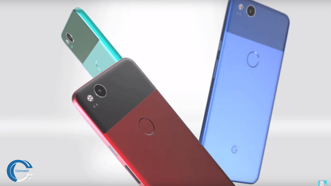 Google's Pixel 2 flagship phones might launch on October 5