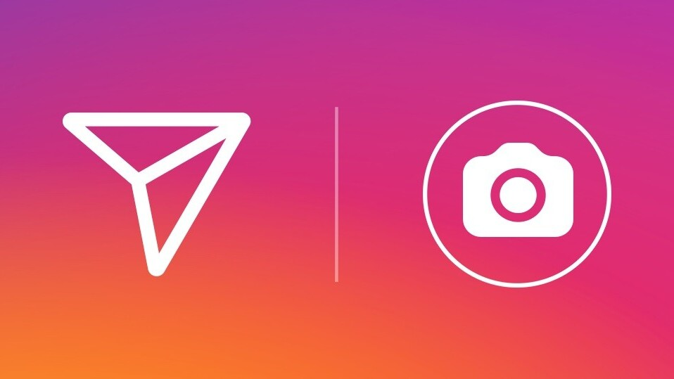 Instagram now lets you send Giphy GIFs in Direct
