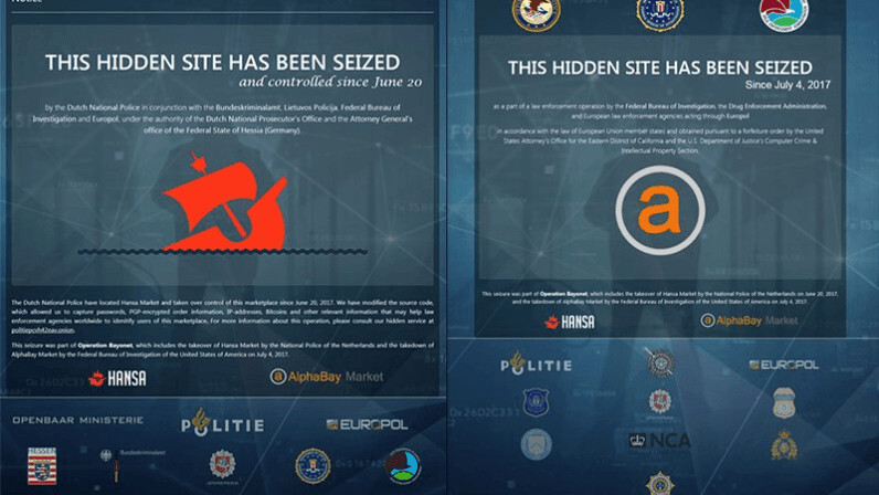After dark web drug market busts, police are now persecuting buyers
