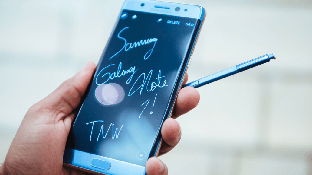 Report: Samsung exec confirms the Note 8 is coming next month