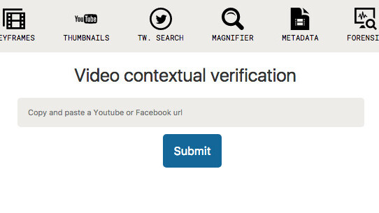 EU funded InVID launches a fake video news debunker