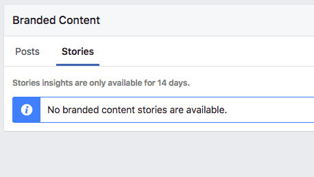 Facebook is gearing up to launch Stories for Pages and Brands [UPDATED]