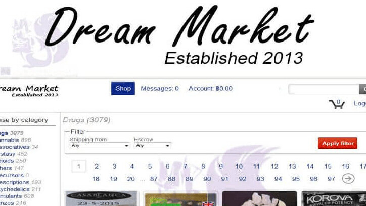 After AlphaBay and Hansa, Dream Market reportedly also seized by police