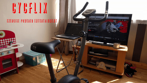 This smart cross-trainer works your ass off for the right to watch Netflix