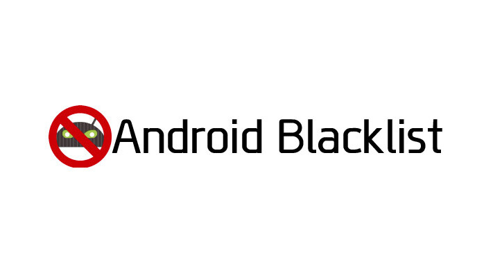 Bored programmer made Android Blacklist for the worst apps on Google Play