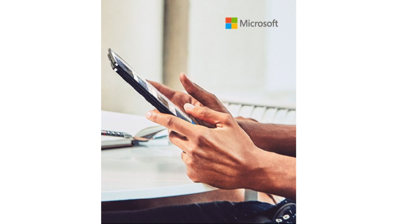 Did Microsoft just leak the Surface Phone? Probably not