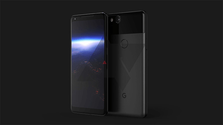 This is the new Google Pixel XL (probably)