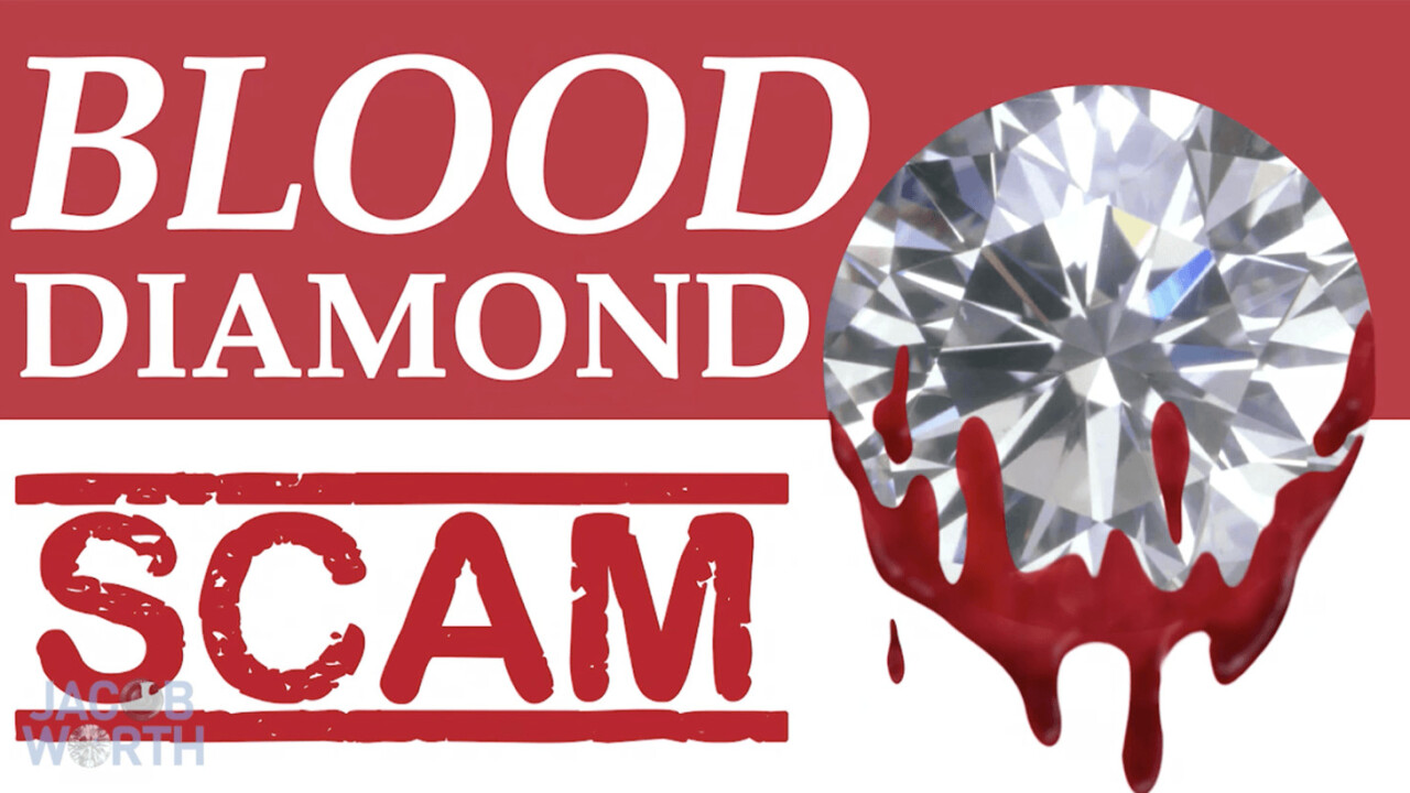 YouTuber who exposed ethical diamond scam is now being sued