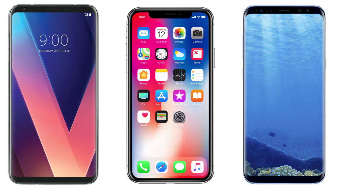 After the iPhone X, every phone will soon be bezel-less. What's next?