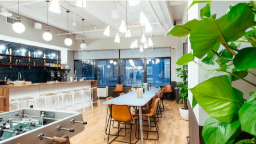 10 coworking spaces in New York City that make regular offices feel like medieval torture