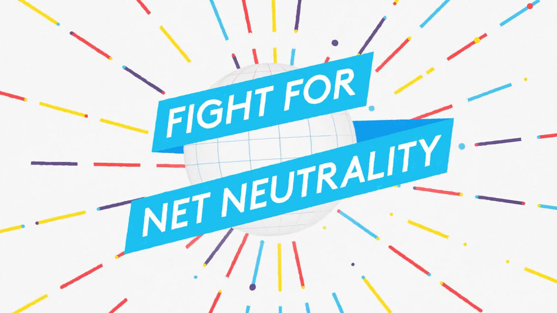 This is how the biggest tech companies are fighting to defend net neutrality