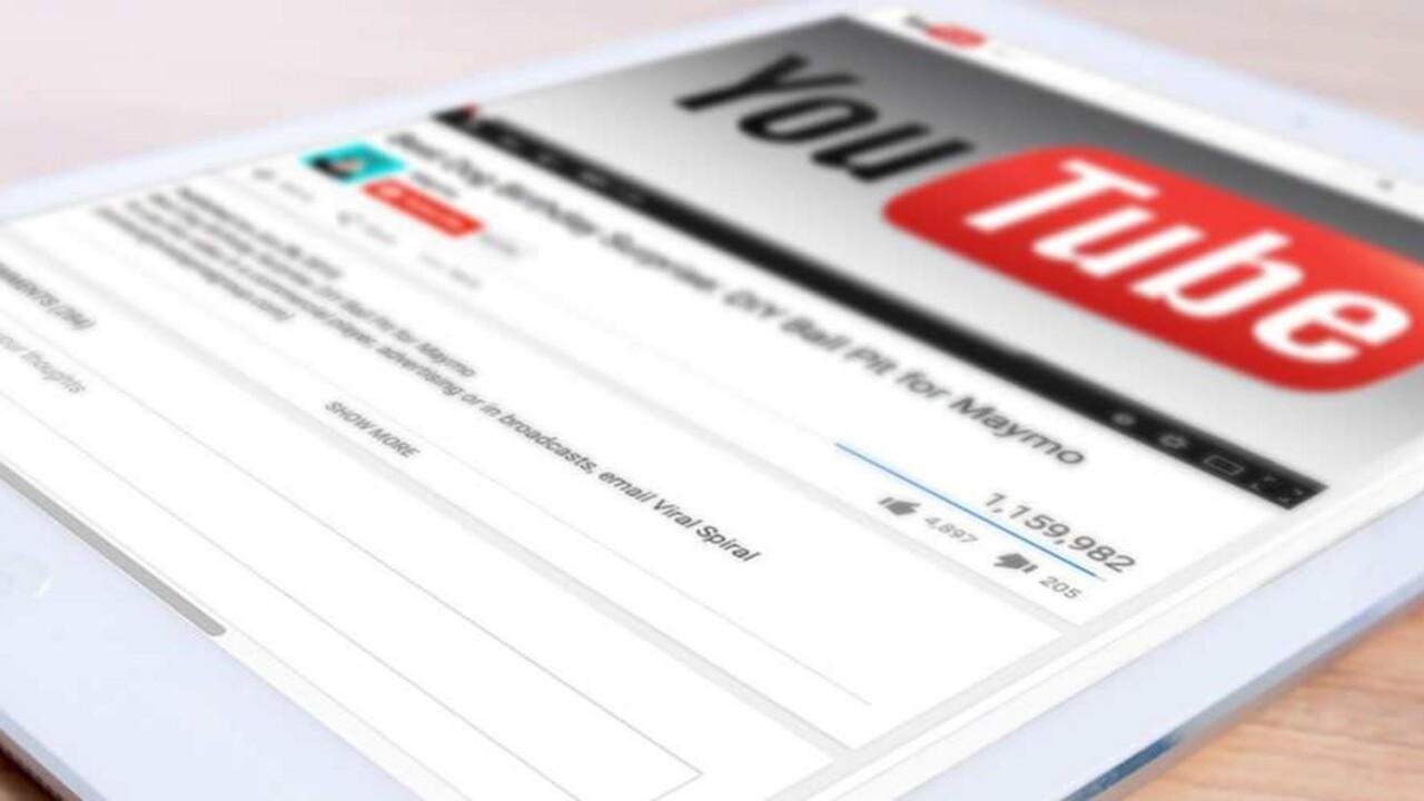 Make videos and money with this YouTube Mastery Bundle — for only $41