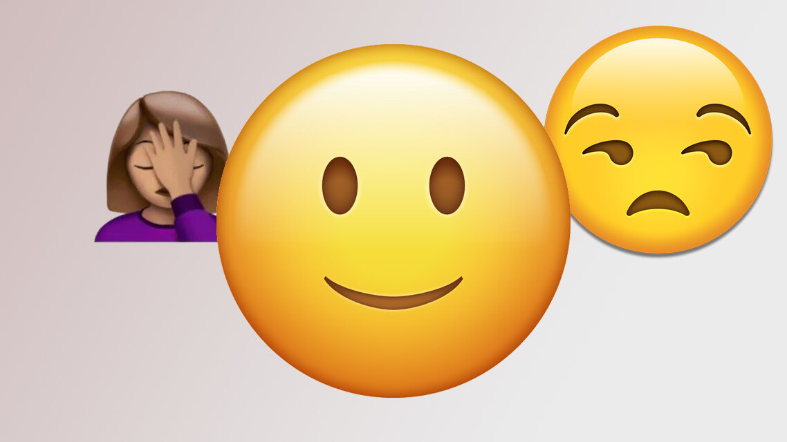 Using the smiley face emoji at work makes coworkers think you're dumb 🙂