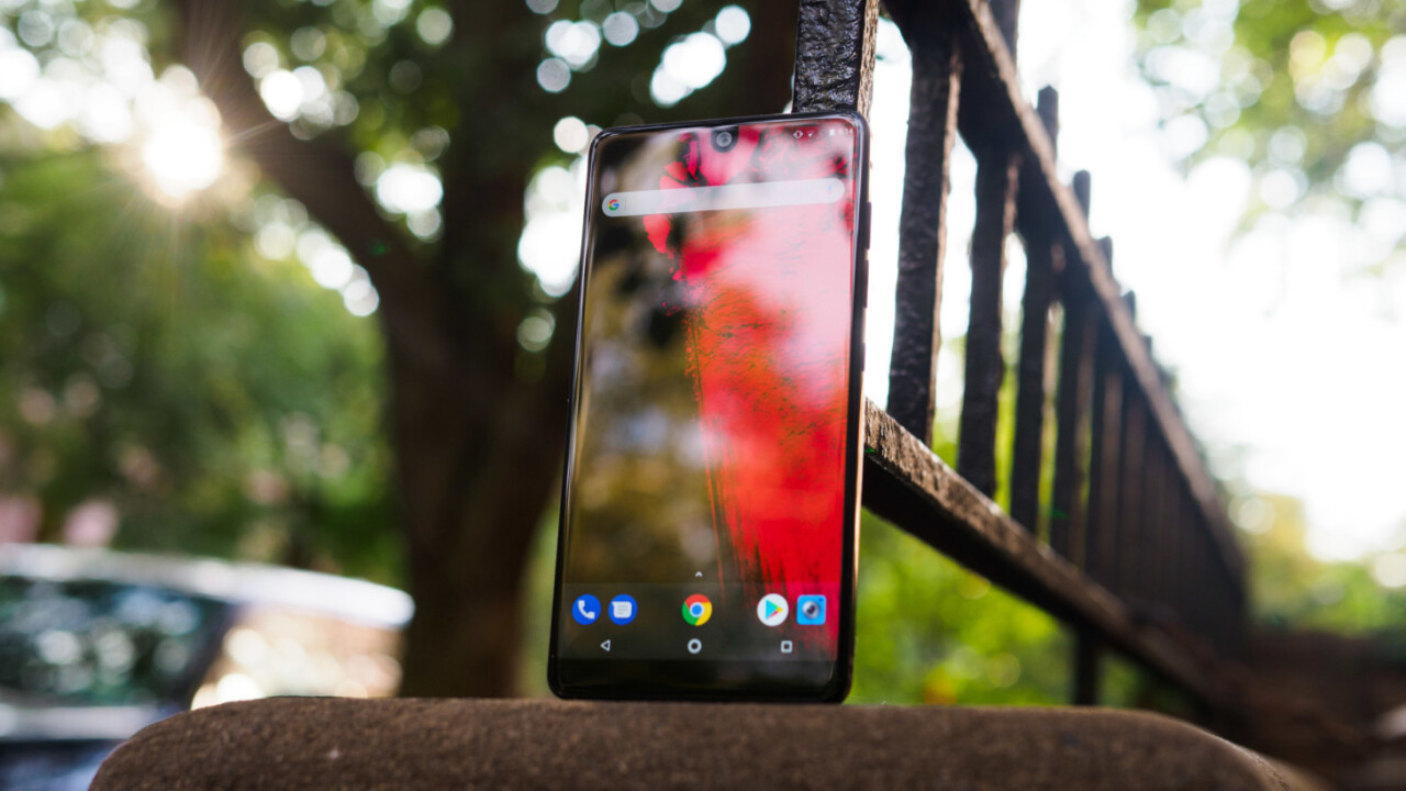 The Essential Phone just became a really good deal now that it costs $500