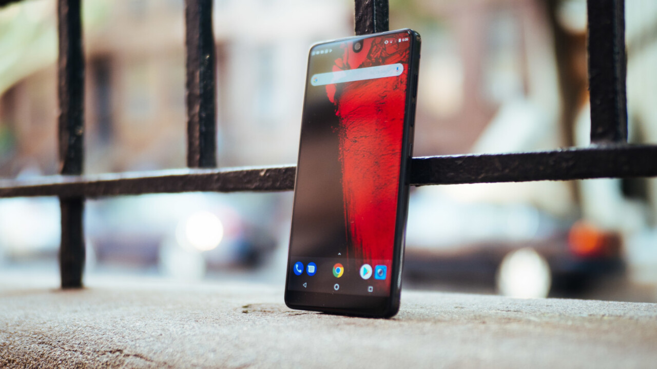 Essential Phone Review: A stunning phone that feels incomplete