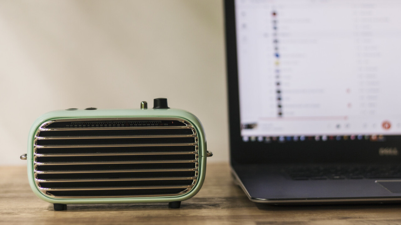 Lofree's Poison Bluetooth speaker is the ultimate conversation starter (Update: Now $100)