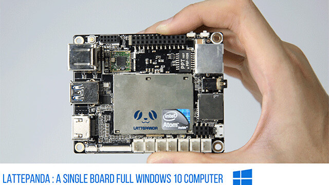 Meet the tiny Windows 10 PC designed for the internet of things