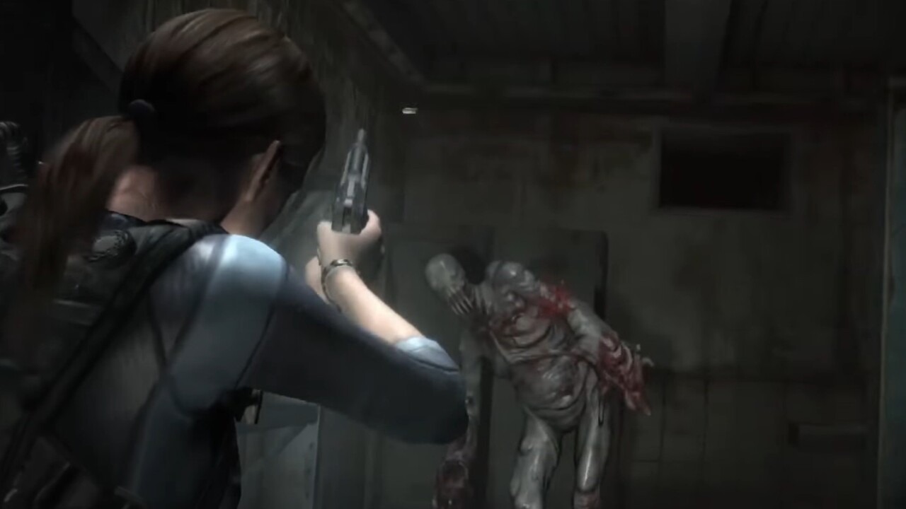 Resident Evil: Revelations on PS4 is a mediocre port of a 3DS classic