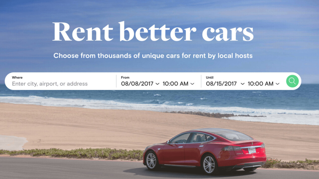 Turo, the Airbnb for car rentals, is everything rental agencies aren't