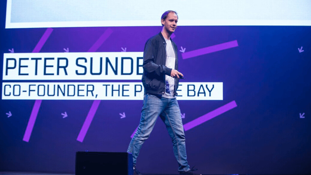 8 mildly (and crazy) interesting things we learned about Pirate Bay's Peter Sunde
