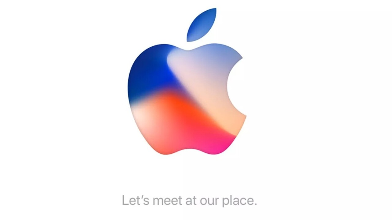 Apple's iPhone 8 event is officially happening on September 12