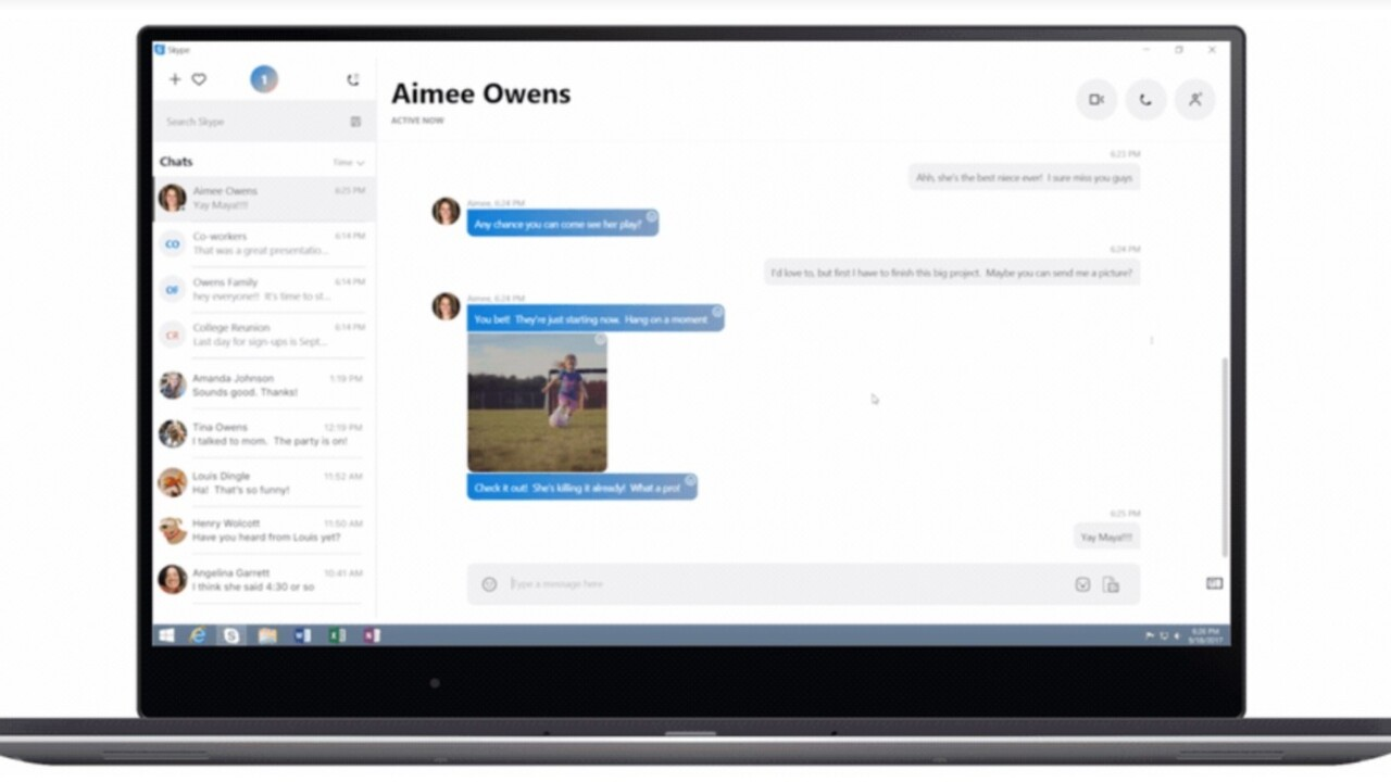 Skype's controversial redesign is coming to desktops – here's how to try it