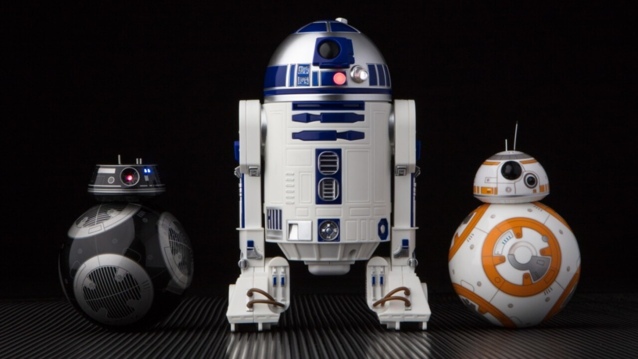 Sphero's new R2-D2 and BB-9E Star Wars toys are full of personality