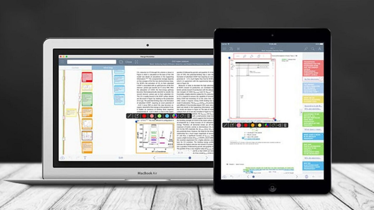 Learning goes digital with MarginNote Pro — at 50 percent off