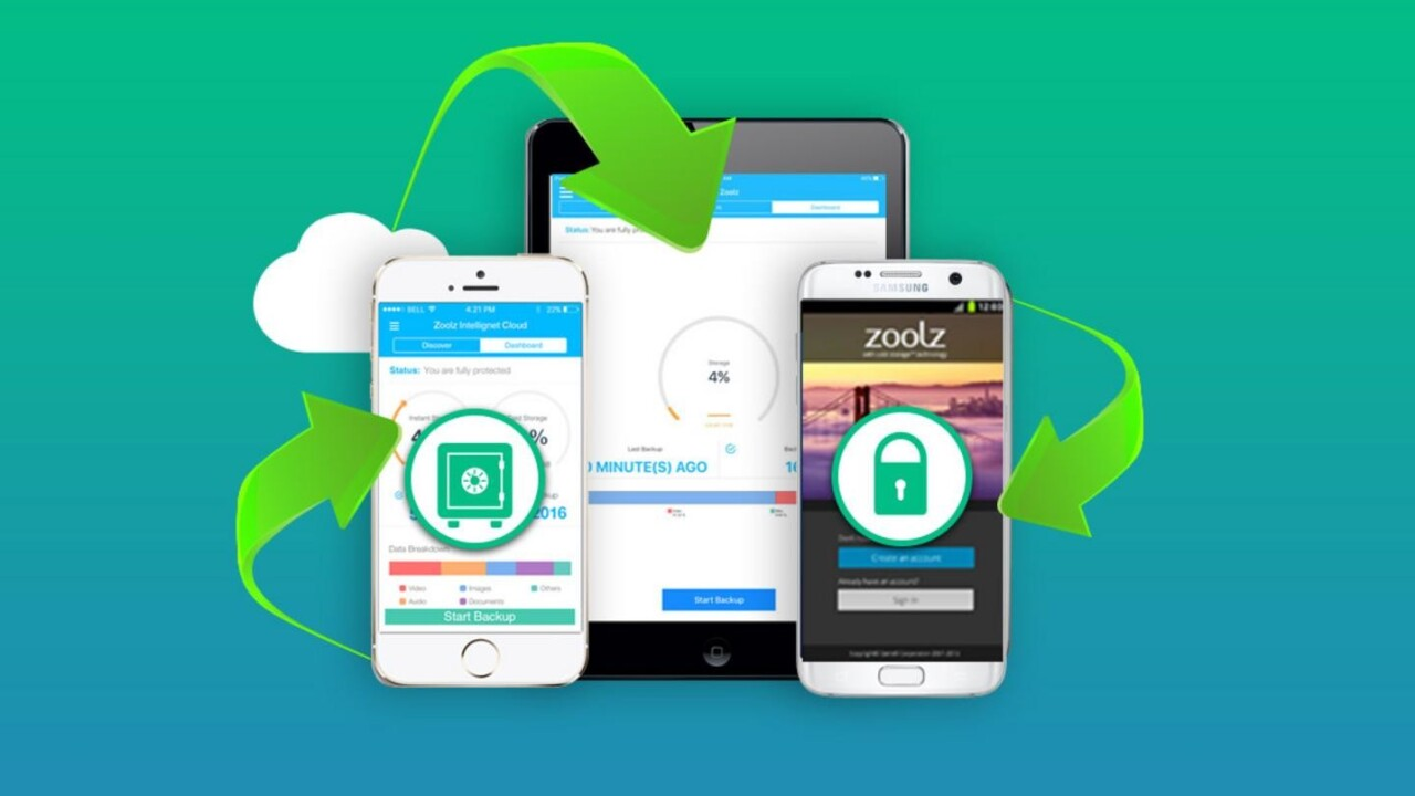 Secure 2TBs of cloud storage space for life — for under $50