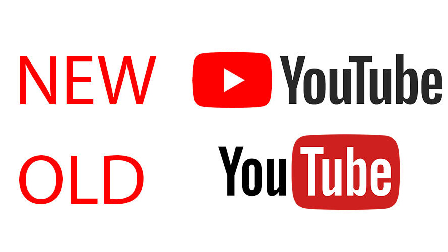 YouTube gets a new logo for the first time in 12 years