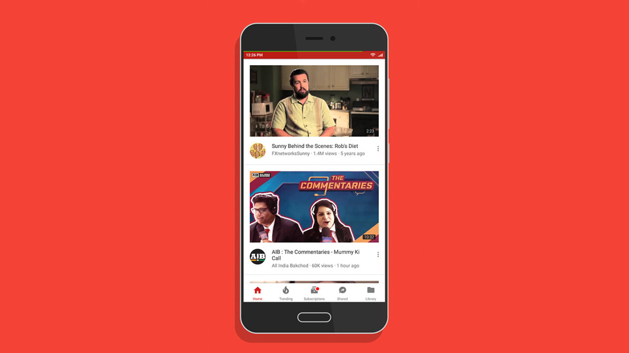 YouTube might finally bring its most useful feature to mobile