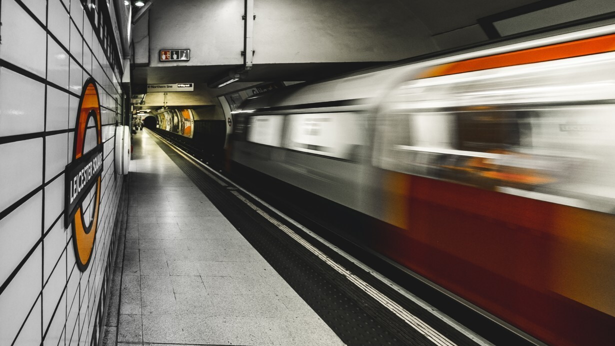 Sad news: London's Tube to get full 4G coverage by 2019
