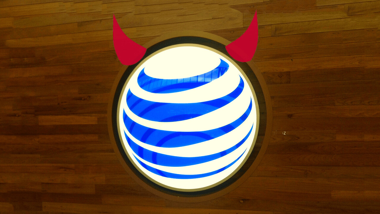 When it comes to net neutrality, AT&T can't be trusted