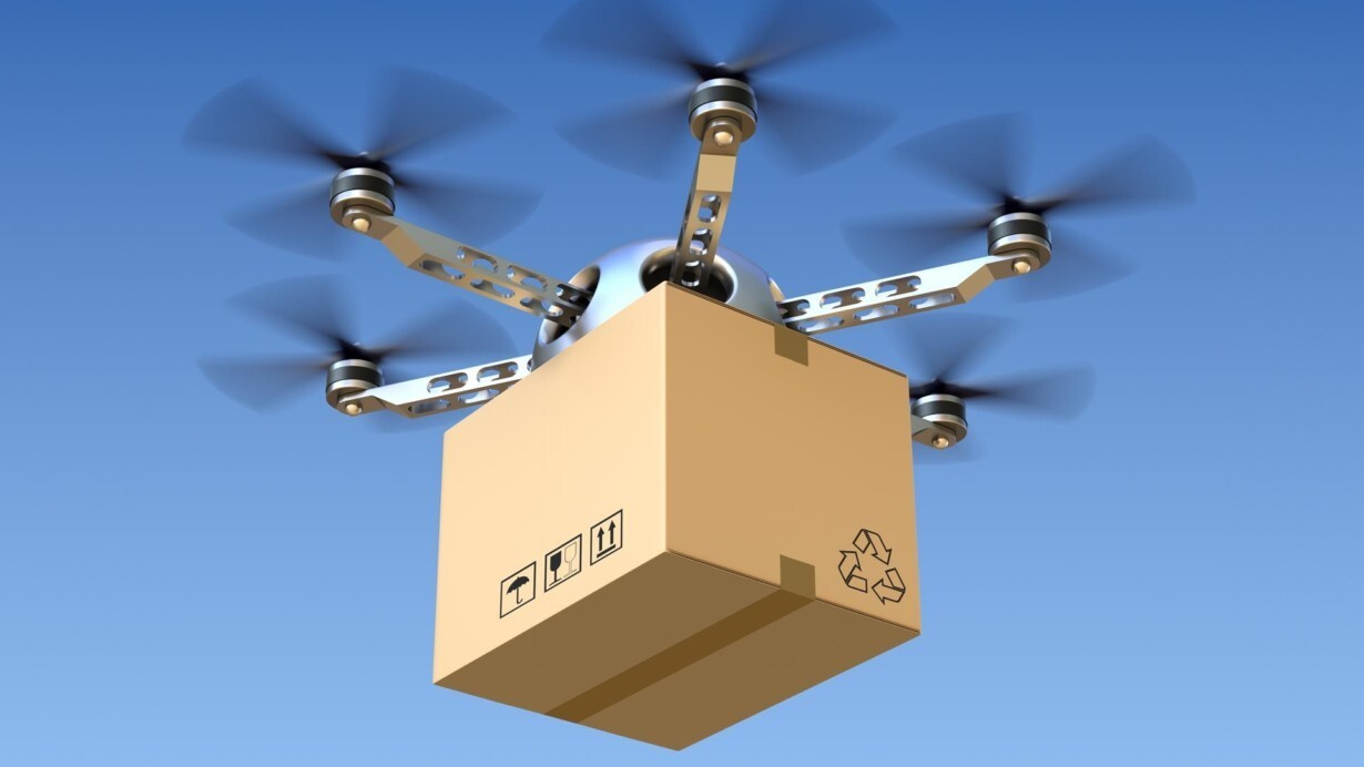 Amazon patent details the scary future of drone delivery