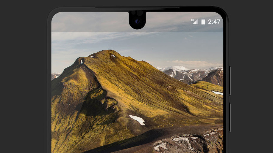 Android creator Andy Rubin teases production pics of the Essential Phone